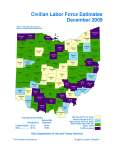 UnemploymentMap by county Dec 09